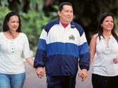 Hugo Chavez owes life to priest from India