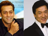 Salman, Jackie Chan to share screen space
