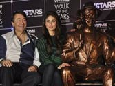 Walk of the Stars begins with Kapoors