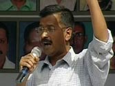 Kejriwal names 14 tainted Union Ministers
