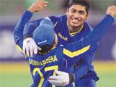 Sri Lanka beat Australia to knock out Team India