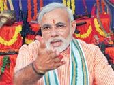 Gujarat Chief Minister Narendra Modi wants voter's money