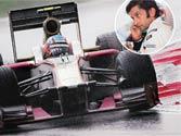 Narain Karthikeyan happy to finish Malaysian GP in tough conditions
