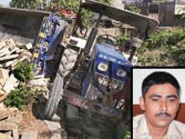 MP cop pays for taking on mafia