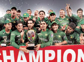 Pakistan are champs of Asia Cup