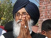 Parkash Singh Badal is new Punjab CM