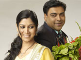 Ram Kapoor kisses, trends on Twitter!