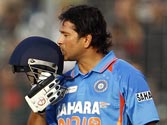 Match Blog: Sachin scores his 100th ton, but India loses