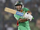 Bangladesh win; India out of Asia Cup