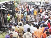 India accounts of 15% of world's train accidents in last 4 yrs