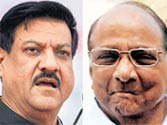 Sharad Pawar takes a dig at Prithviraj Chavan's lunch with farmers