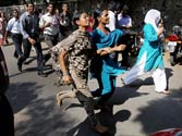 Quake jolts Indonesia, panic grips India