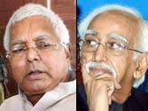 Lalu backs Ansari as next President