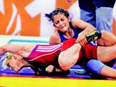 Geeta clinches gold to qualify for Olympics