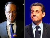 Francois Hollande heading to French vote runoff against Nicolas Sarkozy