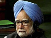 Prime Minister Manmohan Singh tries to wiggle out of policy mire
