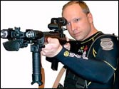 Norwegian gunman Breivik who killed 77 put on trial in Norway