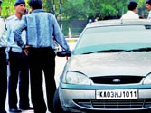 Hi-tech number plates to deter vehicle thieves in Delhi