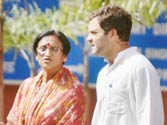 Time for hollow promises is over, Amethi tells Rahul Gandhi
