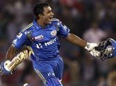 IPL 2012: Rayudu seals thrilling win for Mumbai