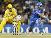Sachin Tendulkar injured in IPL opener