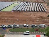 Narendra Modi switches on Asia's largest solar field in Gujarat