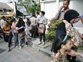 Indonesia quake: MHA issues tsunami alert for coastal parts