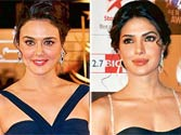 Preity and Priyanka to spice up IPL games