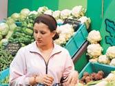 Supply chain choker raises price of vegetables