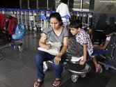 Air India passengers