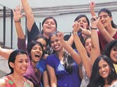 Delhi girls on top in CBSE XII exam results