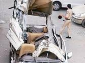 Delhi: Speeding SUV kills ACP's son, injures 5 others