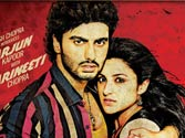 <em>Ishaqzaade</em> well-received, Arjun Kapoor overwhelmed