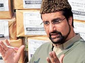 Mirwaiz Umar Farooq rejects Abdul Gani Bhat's stand on UN resolutions for Kashmir solution