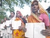 NREGA remains a non-starter in Rae Bareli and Chhattisgarh