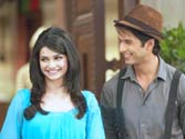 A vintage romance for Prachi and Shahid