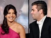 How Priyanka made it to Karan's birthday bash