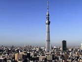 Tokyo Skytree, the world's tallest tower, opens for public