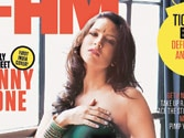 Sunny Leone drops her blouse for FHM photo shoot