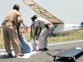 Man loses life trying to get perfect shot of his airplane on Meerut airstrip