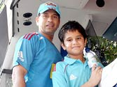 Famous father-son duos in cricket