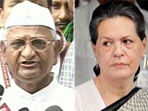 Anna takes on Sonia, says will provide proof against corrupt ministers