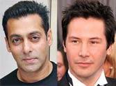 Salman to play Hanuman, Keanu Reeves to be Ram in modern Ramayana