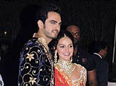 Esha Deol's sangeet ceremony- a starry affair