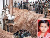 Rescue of Mahi from borewell still on in Gurgaon