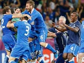 Euro 2012: Italy set up semis date after beating England