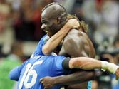 Balotelli rout sends Italy to Euro 2012 final