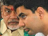 Another 'son rise', this time in Andhra Pradesh. Lokesh Naidu set to take the plunge into politics