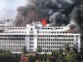 Mantralaya fire exposes India