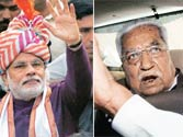 Situation in Gujarat worse than emergency days, says Modi's rival Keshubhai Patel